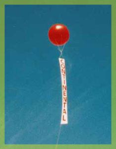 Air Balloons Advertising