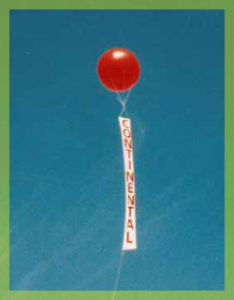 red color helium advertising in Phoenid